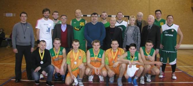 Sporto žurnalistų federacijos savaitės renginiai finišavo Dzūkijoje