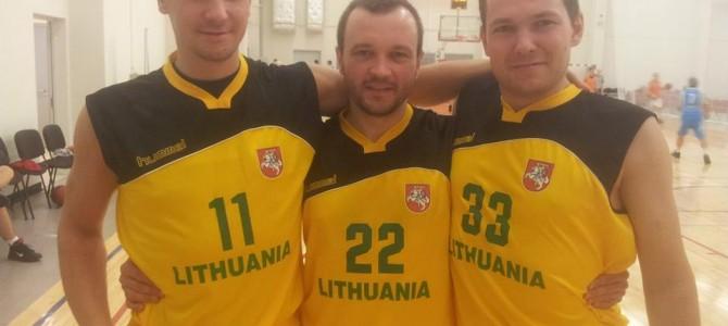 Krepšinio turnyras Sankt Peterburge