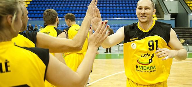 Kijeve – Lietuvos ir Ukrainos sporto žurnalistų rungtynės