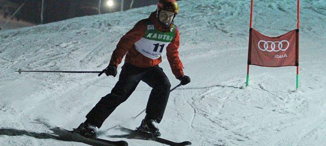 Didžiojo slalomo trasoje – žurnalistų kova