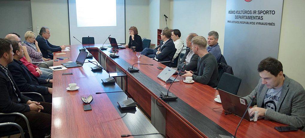 Seminaras apie vizualinių kūrinių autorines teises