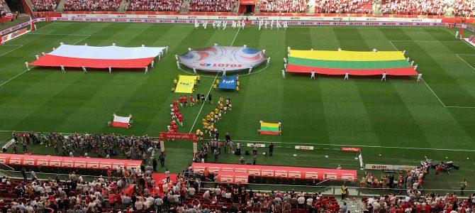 Išvyka į futbolo rungtynes Lenkijoje