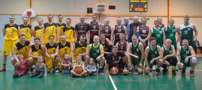 Spaudos dieną – krepšinio rungtynės