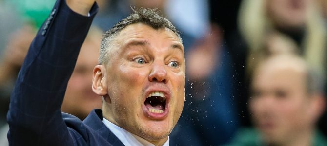 Geriausioje vasario sporto nuotraukoje – emocingasis Š. Jasikevičius