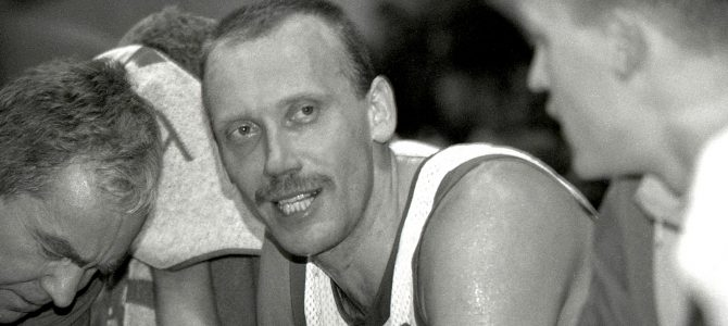 Krepšinio legendos gyvenimo istorija – geriausias gegužės sporto žiniasklaidos darbas