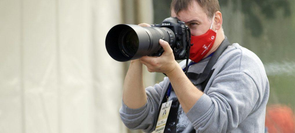 Fotografas Augustas Četkauskas – trečiajame AIPS apdovanojimų etape