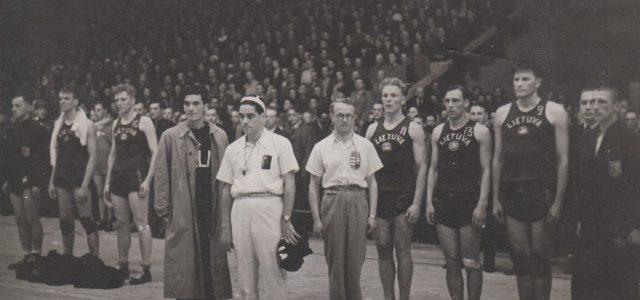 Pirmasis metų titulas – už Lietuvos sporto legendos atsiminimus