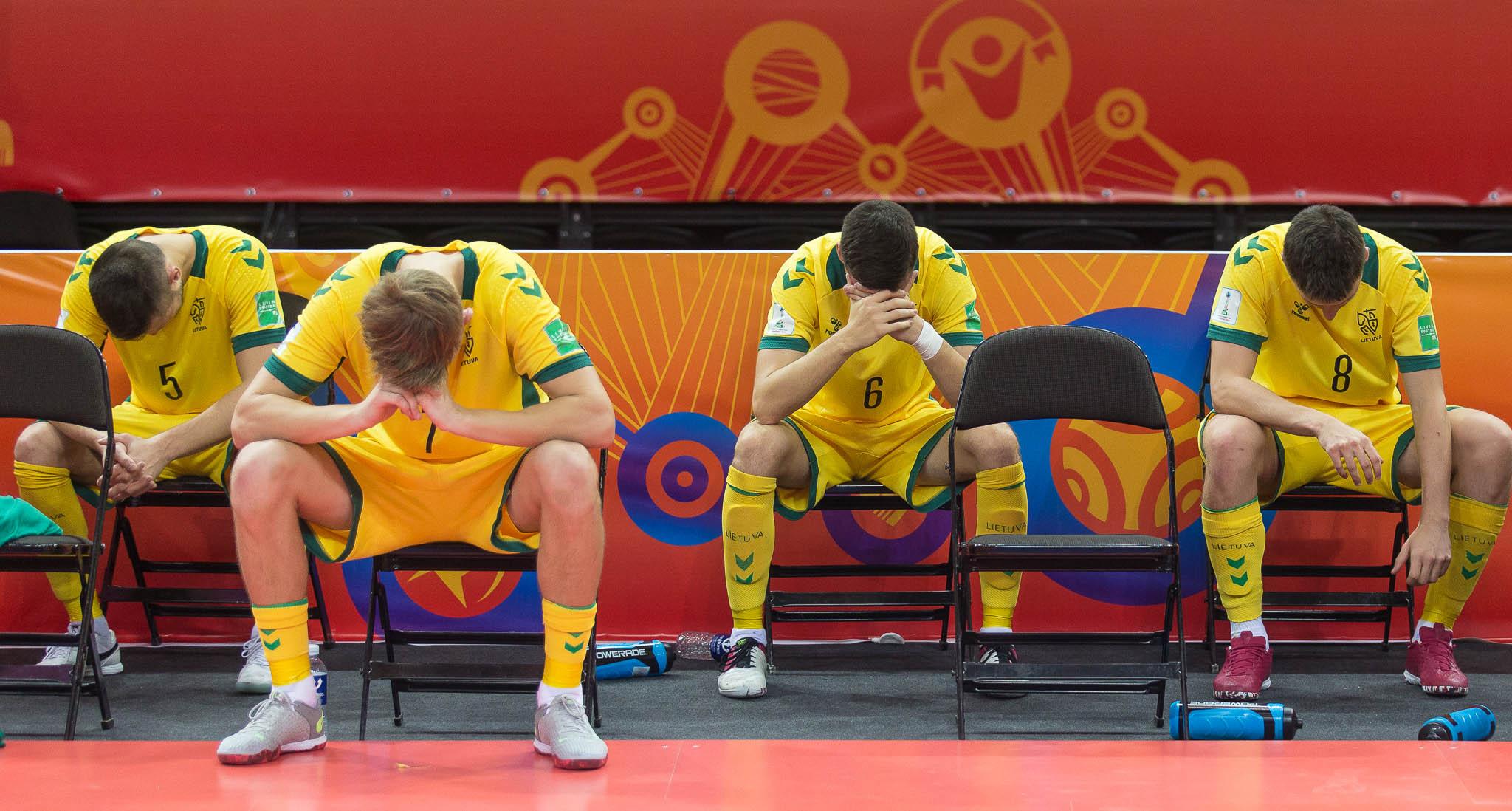 Geriausioje rugsėjo sporto nuotraukoje – didžiausio metų sporto renginio Lietuvoje akimirka